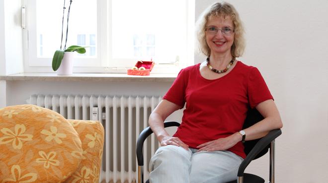 Monika Krippner KJP Praxis Dingolfing